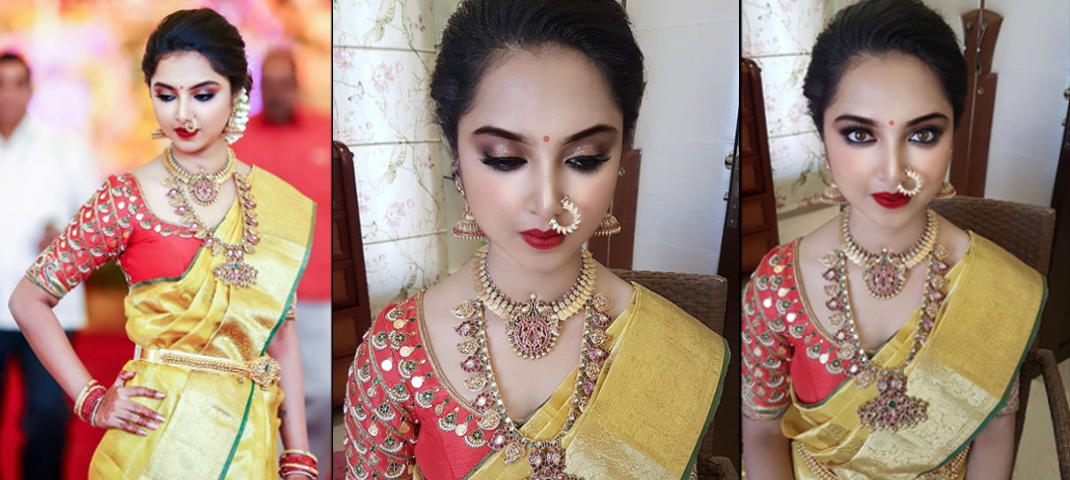 Top Makeup artist in Bangalore